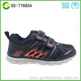 Zapatillas de deporte de los muchachos del cabrito Zapatos del deporte resistentes respirables Zapatos
