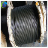 High Tensile 8 * 19s Elevator Steel Wire Rope