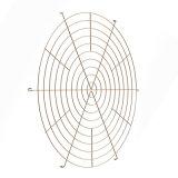 ステンレス鋼/エポキシの上塗を施してある金属線のファン格子