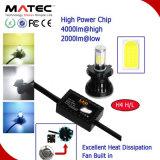 Bulbos H11 9007 de la linterna del coche LED del accesorio auto G5 9004 linterna de H13 H4 LED