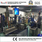 플라스틱 기계설비를 위한 자동적인 일관 작업의 제조자