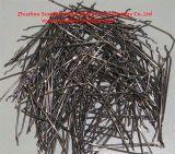 Fibre d'acier pour sol industriel