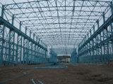 작업장과 창고를 위한 큰 경간을%s 가진 강철 구조물