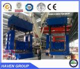 Presse hydraulique à double mouvement série YQ28 à quatre colonnes pour dessin en tôle