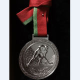 Medalla de oro de encargo de la aleación del cinc para las recompensas del campeonato