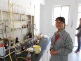 Material de caucho óxido de zinc con nanopartícula