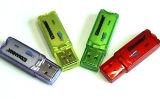 형식 다채로운 OEM 기억 장치 드라이브 플라스틱 USB