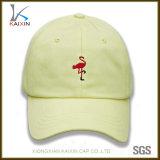方法未構造化の野球帽のカスタマイズされたお父さんの帽子の帽子
