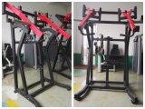 Pressa Iso-Laterale commerciale della cassa della pendenza della strumentazione di addestramento di ginnastica per il commercio all'ingrosso