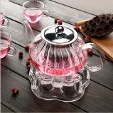 новый чайник стекла сопротивления жары Nampkin конструкции 650ml