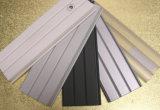 Presentación del Gabinete de la puerta de PVC de metal de almacenamiento Tambour alacena