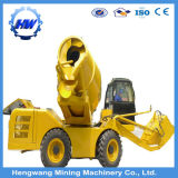 Minicomputer Mobile Self-service Loading Hydraulic Diesel Concrete To mix Truck