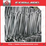 OEMの鉄の管または版の製造の塀の足ブラケット