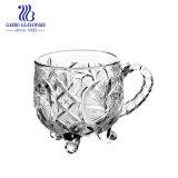 L'arabe tasse en verre & tasse de thé nouvelle arrivée prix d'usine (GB091804JC)