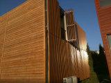 Modernes Fertigbehälter Haus für Anpassung