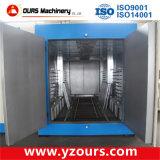 Промышленное засыхание топления леча печь покрытия порошка (нержавеющая сталь)