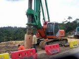 ¡Consumición durable e inferior! Perforadora rotatoria hidráulica de Hf856A para el taladro de la viruta