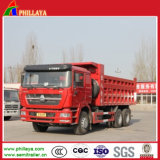 HOWO Sinotruk 371HP A7 6X4 Camion-benne