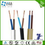 호주 Standard AS/NZS PVC Flat TPS 2 Core와 Earth 2.5mm2 Cable