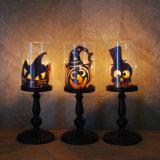 De Houder van de Stok van de Kaars van de Pijler van de Decoratie van Halloween