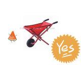 Barato/melhor Wheelbarrow da qualidade