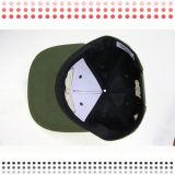 Зеленый Snapback с шлемами кожаный планки