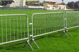 Barrière piétonnière de Heras/barrière contrôle de foule