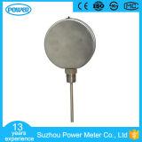 tipo inferiore 100&ordm di 4inch-100mm; Calibro bimetallico di temperatura di C