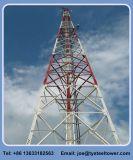 4-Leged Acero ángulo de la torre de antena de radio.