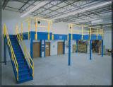 CE aprovado Warehouse Platform estrutura de armazenamento de aço