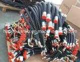 Conjuntos de mangueira de borracha hidráulica de alta pressão