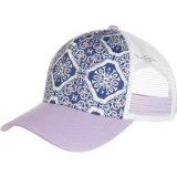 Kundenspezifische normale gefärbte Bildschirm gedruckte Fernlastfahrer-Hüte