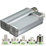 2pin 4pin G24 Gx24 G23 5W LED G24 PL 램프