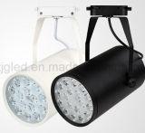 넓의 상점 사용법 Downlight 천장 빛을%s 18W LED 궤도 Ling
