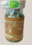 Le capsule di dimagramento massime naturali di erbe riducono i prodotti grassi