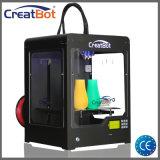 400 imprimante multifonctionnelle de degré 3D avec 3 l'extrudeuse Creatbot Dx03