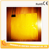 140*140mm 12V 2.5W電気適用範囲が広いPolyimideのヒーター