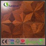 Pavimento di legno del fiore di sguardo del reticolo estetico del parchè con i prezzi di fabbrica