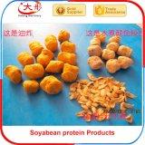 Fleisch-analoges Sojabohne-Protein, das Maschine herstellt