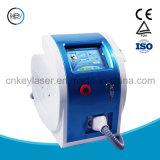 Remoção do tatuagem do nanômetro 532nm do equipamento 1064 da beleza