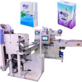 Máquina automática de conversão de papel de tecido