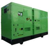 generador diesel silencioso estupendo 400kVA con el motor 2206c-E13tag3 de Perkins con la aprobación de Ce/CIQ/Soncap/ISO