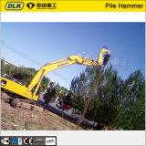 Qualitäts-Exkavator eingehangener hydraulischer Schwingung-Hammer-Stapel-Hammer