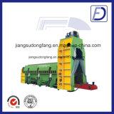 重く不用な鉄のスクラップのせん断および梱包機機械