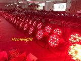 54PCS X3w 고성능 동위 램프 단계, 당을%s 방수 동위 빛