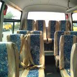 Transmisión a la derecha 24 asientos Bus de pasajeros para la venta