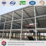 Sinoacme fabriqués en métal léger Immeuble de bureaux de la structure de trame