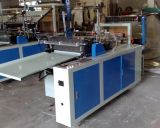 Fabricação de sacos de máquinas totalmente automáticos de velocidade máxima