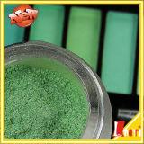 Pigmento verde mela sintetico inorganico della perla della mica della fabbrica