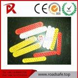 Riflettore di rivestimento riflettente dei branelli di plastica di plastica dello strato 43 della strumentazione di traffico